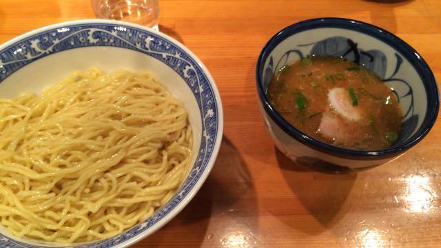 中華そば「青葉」新宿店つけ麺