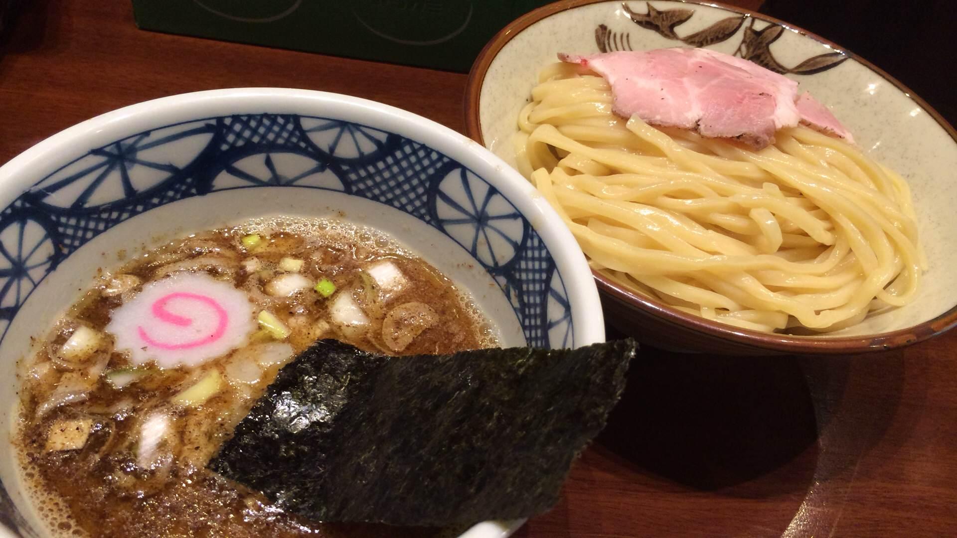 鈴蘭のつけ麺
